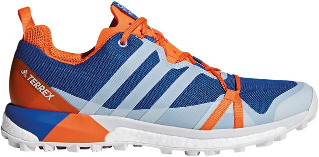 Agravic Chaussures Qthrax Orangebleu Adidas Homme Terrex Running QoCxBredW